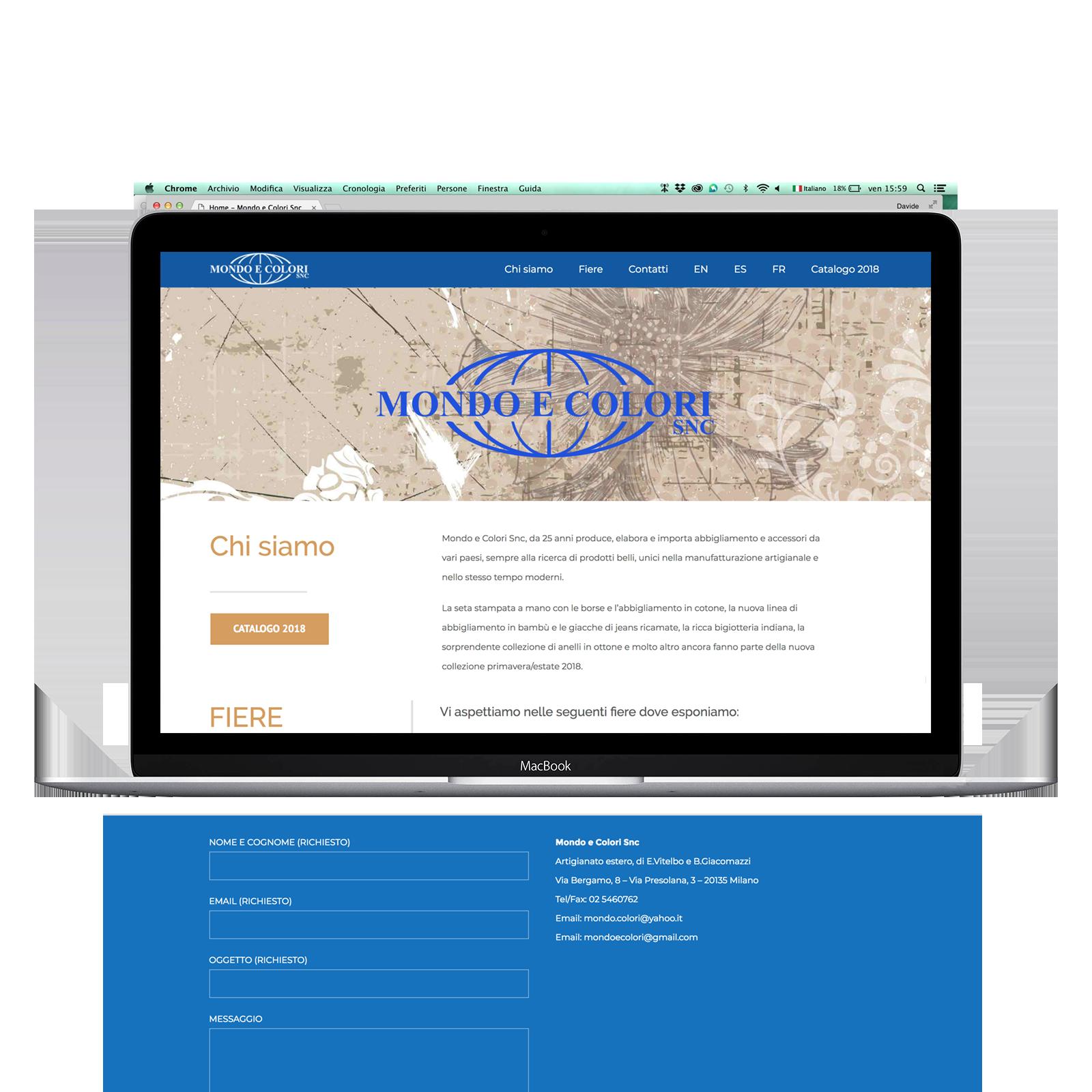 Consulente siti web Milano